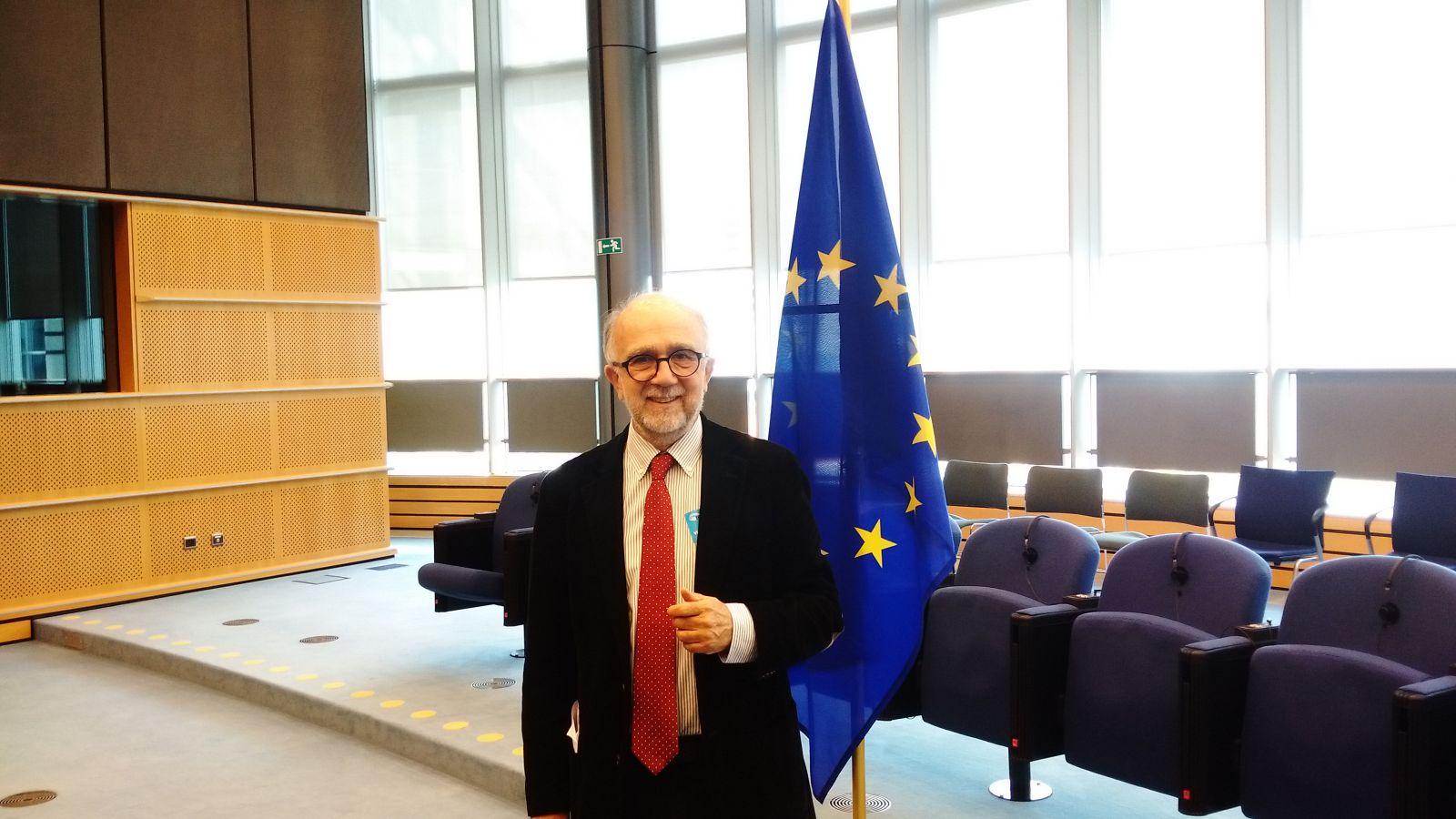 El projecte de recerca SIforAGE organitza una jornada al Parlament Europeu sobre envelliment actiu i saludable.